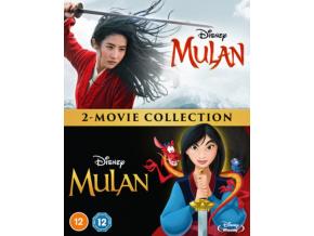 Mulan Collection (Blu-ray)