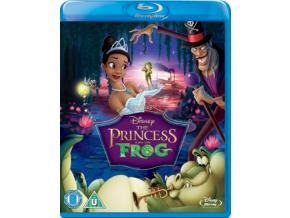 Princess The Frog (Blu-ray)