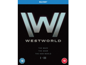 Westworld S1-3 (Blu-ray)