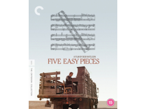 Five Easy Pieces (1970) (Blu-ray)