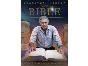 Charlton Heston Presents: The Bible (DVD)