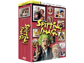 Spitting Image - Series 1-7 - Complete (DVD)