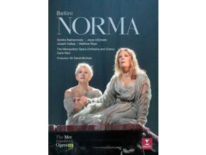 RADVANOVSKY / DIDONATO / CALLEJA - Bellini / Norma (DVD)