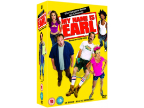 My Name Is Earl Seasons 14 (DVD Box Set)
