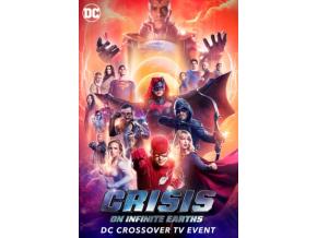Crisis On Infinite Earths 1-5 (DVD)