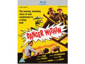 Danger Within (Blu-ray)