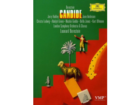 Leonard Bernstein - Bernstein - Candidate (DVD)
