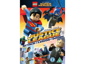Lego - Justice League - Attack Of The (DVD)