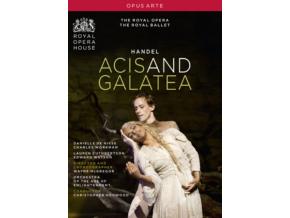 ROYAL OPERA - Handelacis Galatea (DVD)
