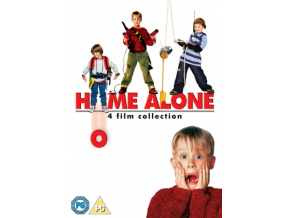 Home Alonehome Alone 2 Home Alone 3Home Alone 4 (DVD)