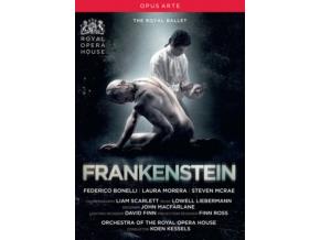 ORCHESTRA OF THE ROH & KESSELS - Scarlettfrankenstein (DVD)