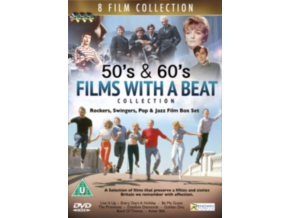 50S 60S Films With Beat Collection (DVD)