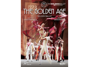 BOLSHOI BALLET - Shostakovich/The Golden Age (DVD)
