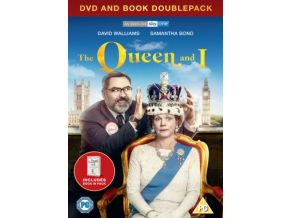 The Queen And I (Book Pack) (DVD)