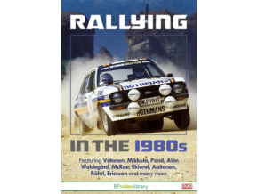 Rallying In The 1980S (DVD)