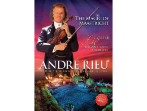 ANDRE RIEU & HIS JOHANN STRAUSS ORCHESTRA - The Magic Of Maastricht - 30 Years (DVD)