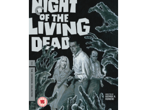 Night Of The Living Dead (1968) (Criterion Collection) (Blu-ray)