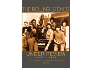 ROLLING STONES - Under Review 1975 - 1983 (DVD)