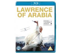 Lawrence Of Arabia (Restored Version) (Non Uv) (Blu-ray)