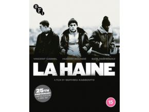 La Haine (25th Anniversary Edition) (Blu-ray)
