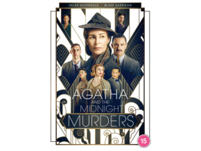 Agatha And The Midnight Murders (DVD)