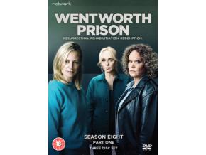 Wentworth Prison: Season 8 Part 1 (DVD)