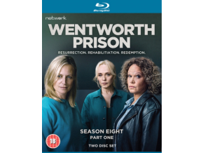 Wentworth Prison: Season 8 Part 1 (Blu-ray)