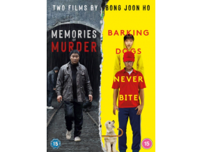 Memories Of Murder / Barking Dogs Never Bite (DVD)
