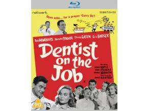 Dentist On The Job (Blu-ray)