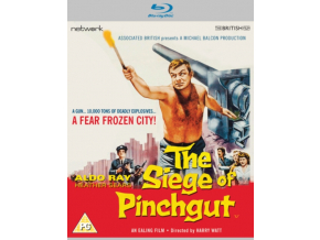 Siege Of Pinchgut. The (Blu-ray)