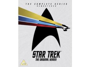 Star Trek: The Original Series - Complete Seasons 1-3 (2016 Repack) (DVD Box Set)
