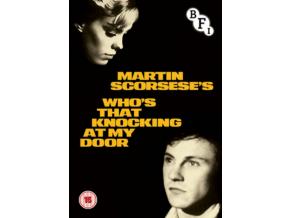 WhoS That Knocking At My Door (DVD)
