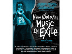 VARIOUS ARTISTS - New Orleans Music In Exile (Blu-ray)