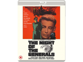 Night Of The Generals. The (Blu-ray)