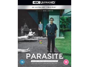 Parasite (B&W & 4K) (Blu-ray 4K)