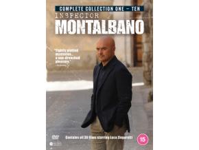 Inspector Montalbano: Complete Box Set (DVD Box Set)