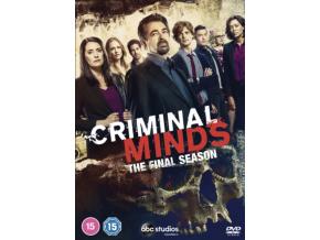 Criminal Minds Season 15 (DVD)