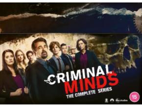 Criminal Minds Seasons 1-15 (DVD)