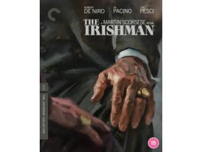 Irishman. The (2019) (Blu-ray)