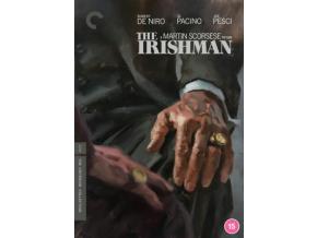 Irishman. The (2019) (DVD)