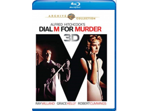 Dial M For Murder (3D) (Usa Import) (Blu-ray)