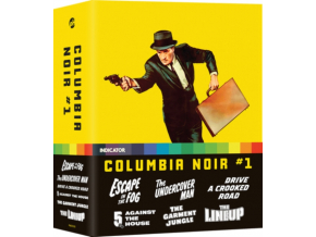 Columbia Noir #1 (Limited Edition) (Blu-ray)