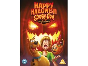 Happy Halloween. Scooby-Doo! (DVD)