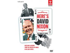 Heres David Nixon: The Complete Series (DVD)