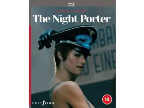 Night Porter. The (Blu-ray 4K)