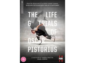 Life And Trials Of Oscar Pistorius (DVD)