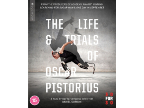 Life And Trials Of Oscar Pistorius (Blu-ray)