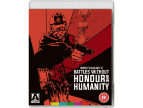 The Yakuza Papers: Battles Without Honour and Humanity (Blu-ray)