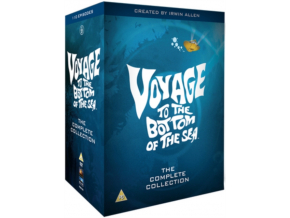 Voyage to the Bottom of the Sea: The Complete Series 1-4 (1968) (DVD)