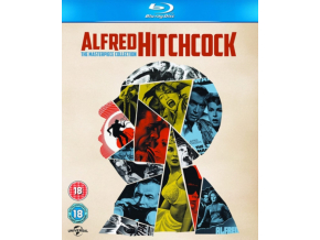 Alfred Hitchcock - The Masterpiece Collection (Blu-ray Box Set)